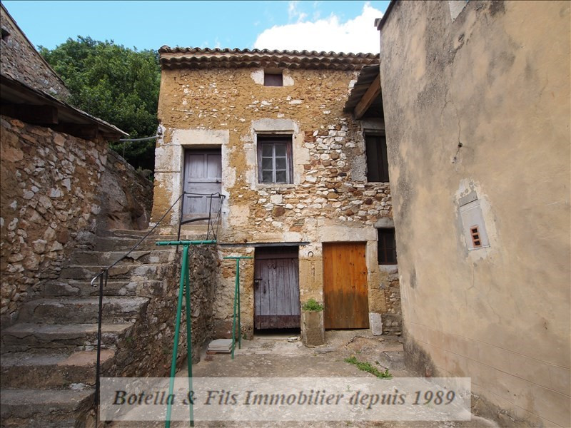 Vente maison / villa Uzes 204 000€ - Photo 1