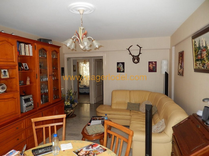 Life annuity apartment Menton 52500€ - Picture 1