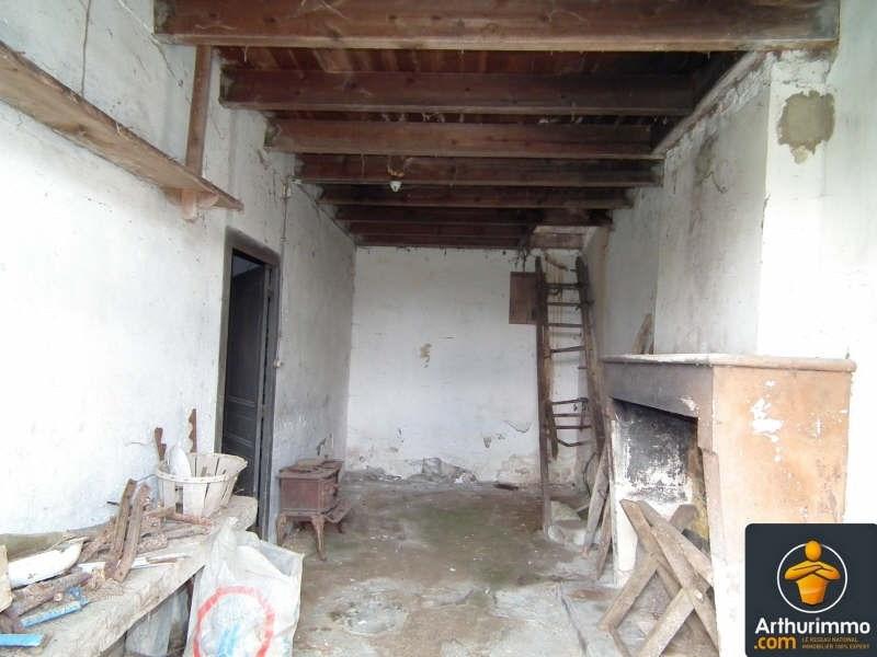 Sale house / villa Matha 43600€ - Picture 3
