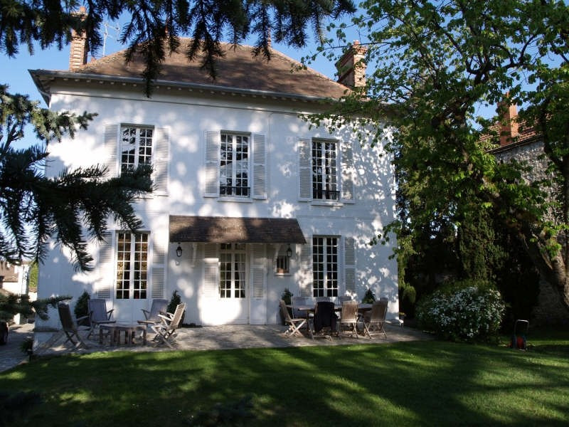 Vente de prestige maison / villa Thomery 820000€ - Photo 1
