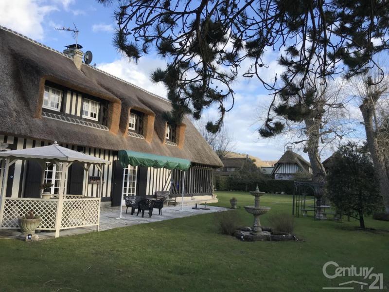 Revenda residencial de prestígio casa Tourgeville 1360000€ - Fotografia 7
