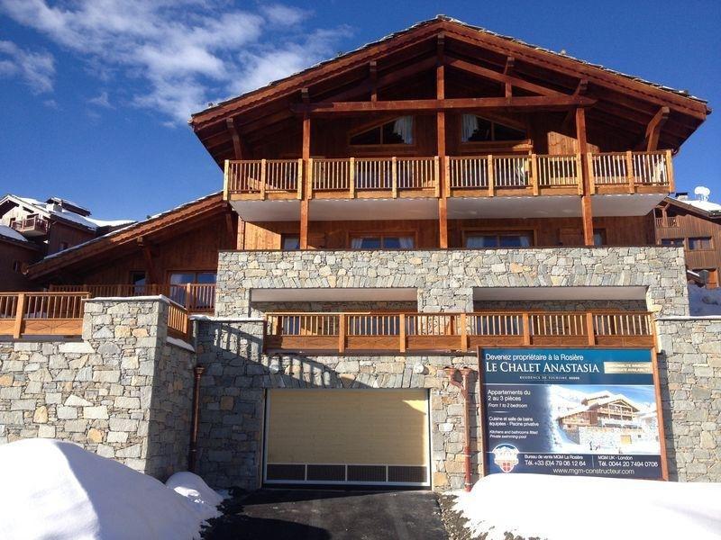 Vente de prestige appartement La rosiere 183333€ - Photo 1