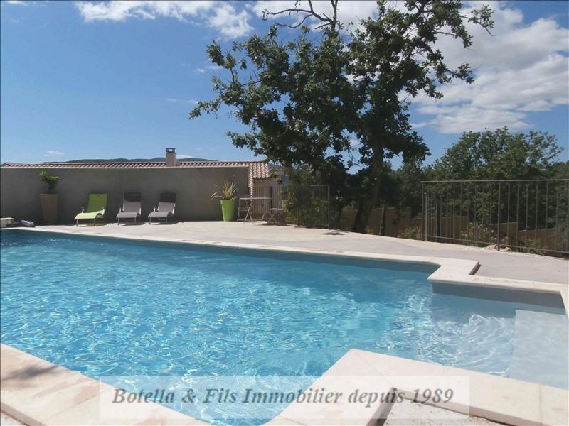 Vente de prestige maison / villa Ruoms 555000€ - Photo 4