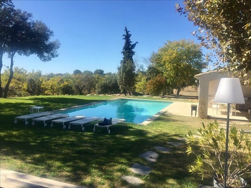 Vente de prestige maison / villa Rognes 1020000€ - Photo 1