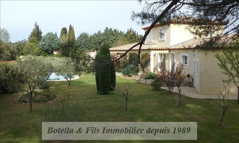 Vente de prestige maison / villa Tavel 515000€ - Photo 13