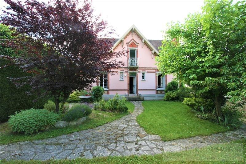 Sale house / villa Fontainebleau 850000€ - Picture 1