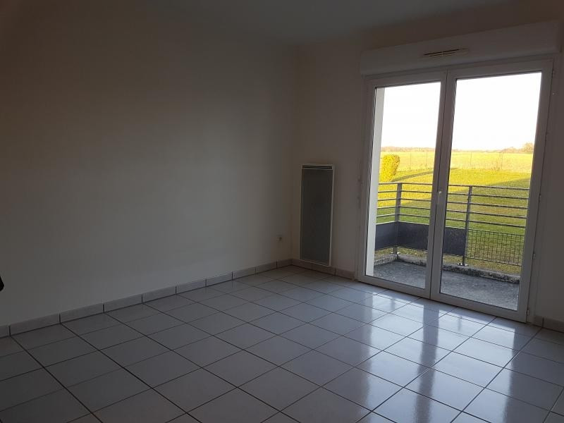 Rental apartment Varennes vauzelles 388€ CC - Picture 2