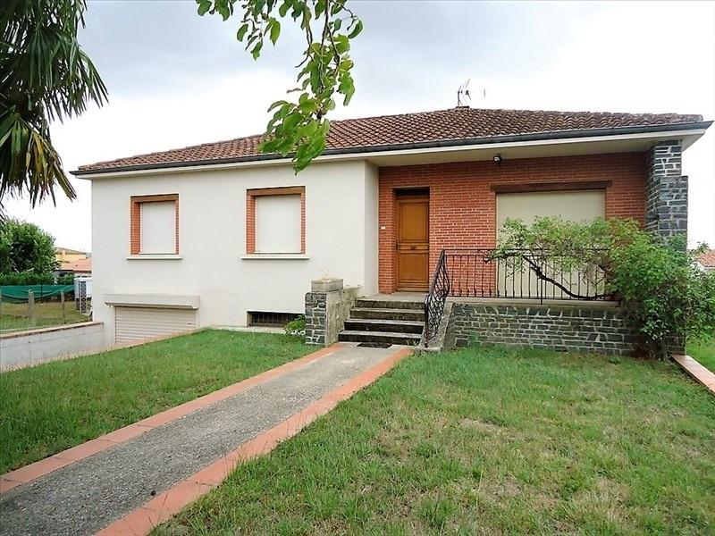 Verkoop  huis Lescure d albigeois 210000€ - Foto 1