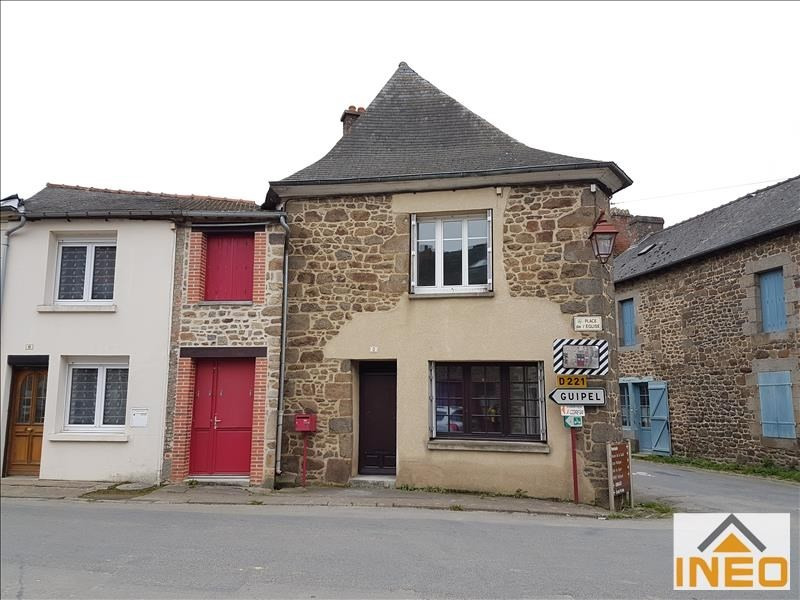 Vente maison / villa Hede 141750€ - Photo 2