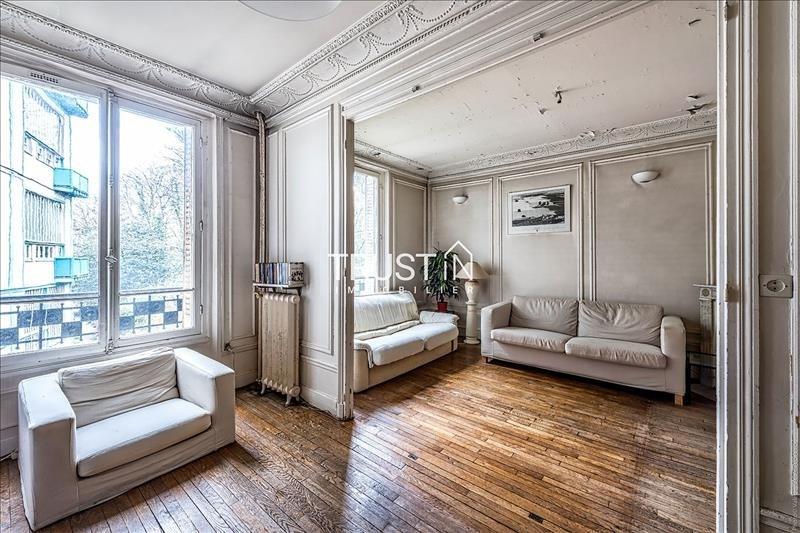 Vente appartement Paris 15ème 452000€ - Photo 6