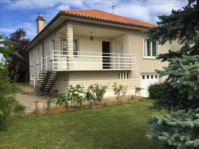 Vente maison / villa Poitiers 178900€ -  1