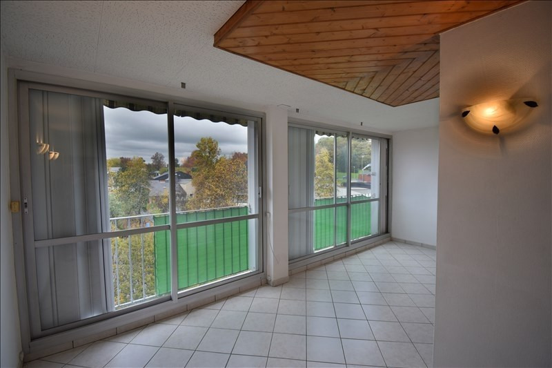 Sale apartment Mourenx 76 000€ - Picture 1