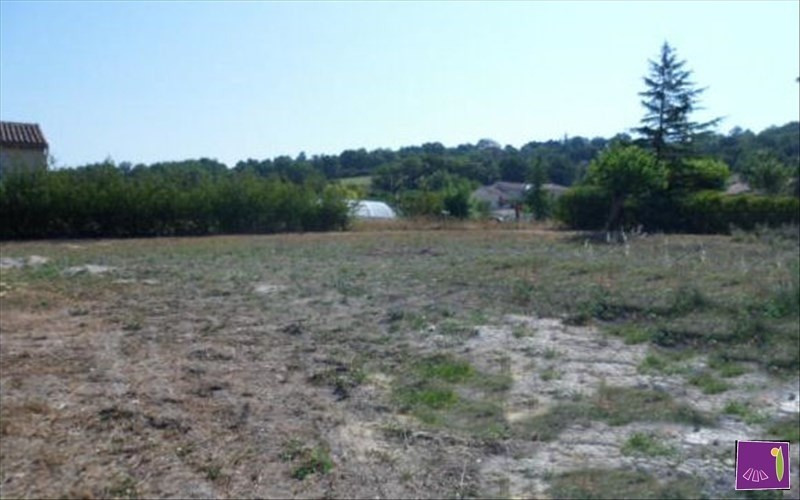 Vente terrain Barjac 63000€ - Photo 2