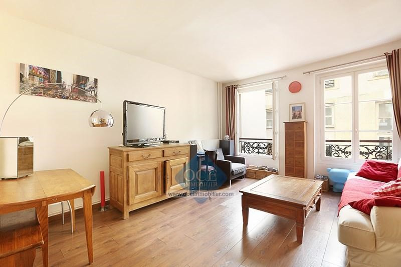 Vente appartement Paris 3ème 439 000€ - Photo 2