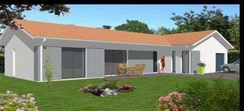 Maison  5 pièces + Terrain 900 m² Aixe sur Vienne (87700) par GCI CONSTRUCTION
