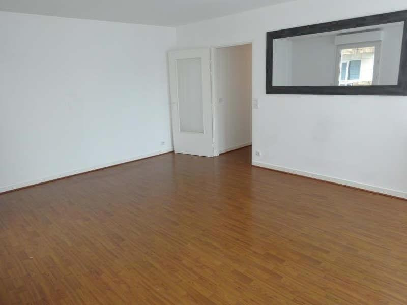 Rental apartment Asnieres sur seine 1210€ CC - Picture 1