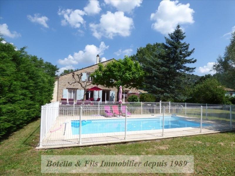Vente maison / villa Vallon pont d arc 550000€ - Photo 2