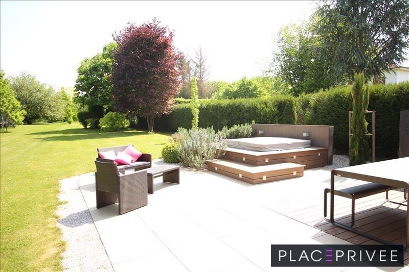 Verkauf von luxusobjekt haus Laneuveville devant nancy 550000€ - Fotografie 2