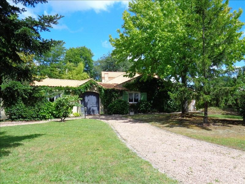 Vente maison / villa Soullans 378000€ - Photo 1