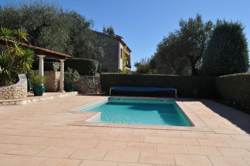 Vente maison / villa Contes 504000€ - Photo 4