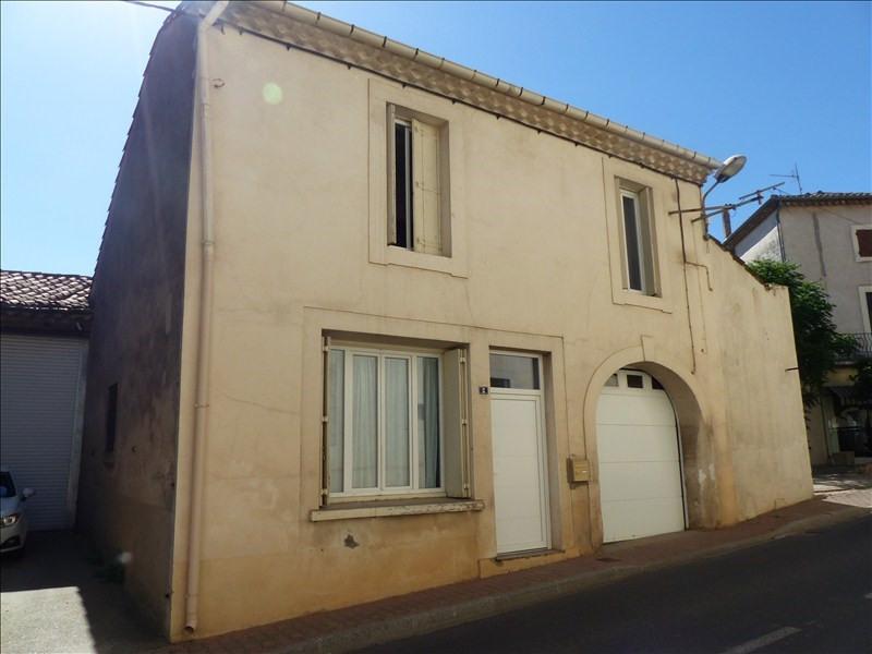 Sale house / villa Cazouls les beziers 129000€ - Picture 1