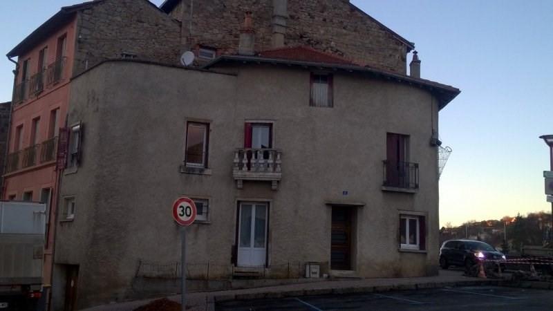 Vente maison / villa Brives charensac 91000€ - Photo 1