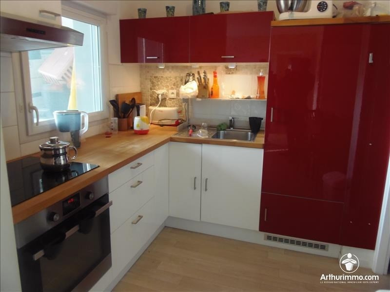 Sale apartment Reze 158000€ - Picture 1
