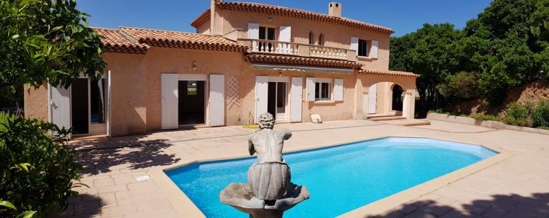 Rental house / villa Cavalaire sur mer 1900€ CC - Picture 1