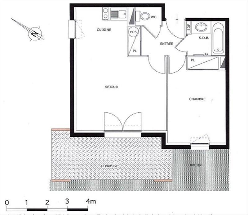 Vente appartement Lisle-sur-tarn 77000€ - Photo 8