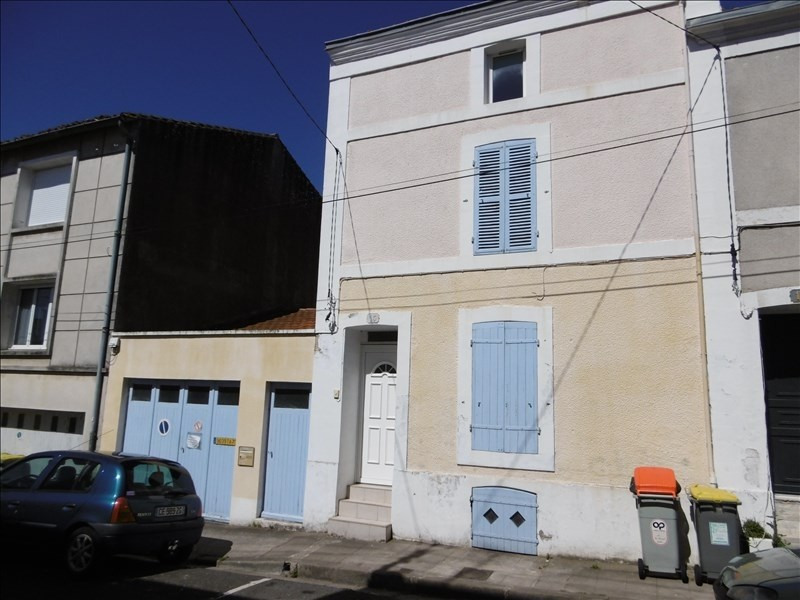 Vente maison / villa Niort 140 000€ - Photo 1