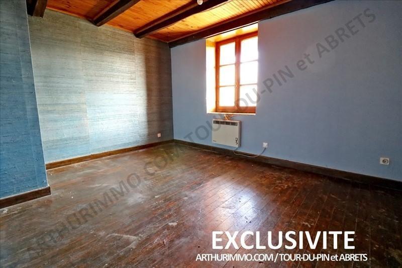 Sale house / villa La tour du pin 138000€ - Picture 4