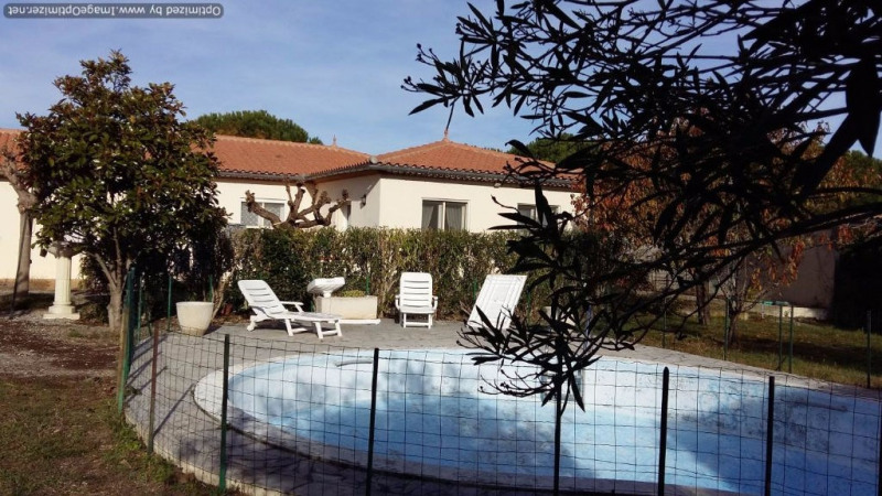 Sale house / villa Bram 265 000€ - Picture 1