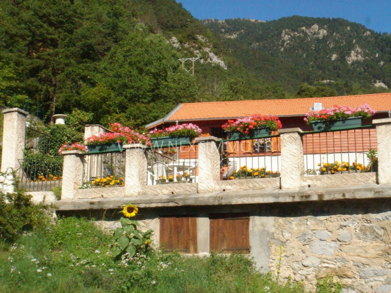 Revenda casa Saint-martin-vésubie 295000€ - Fotografia 3