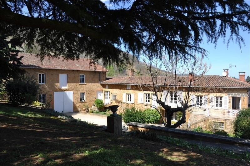Vente de prestige maison / villa Villefranche sur saone 730000€ - Photo 6