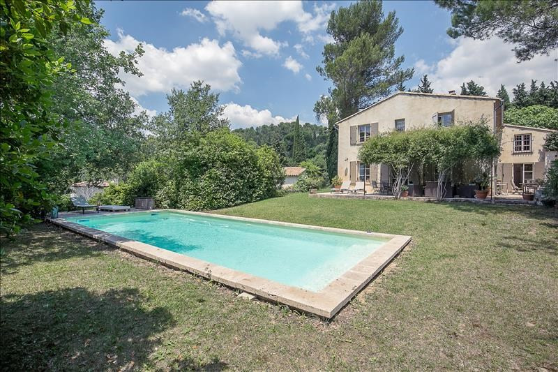 Verkauf von luxusobjekt haus Aix en provence 1390000€ - Fotografie 1
