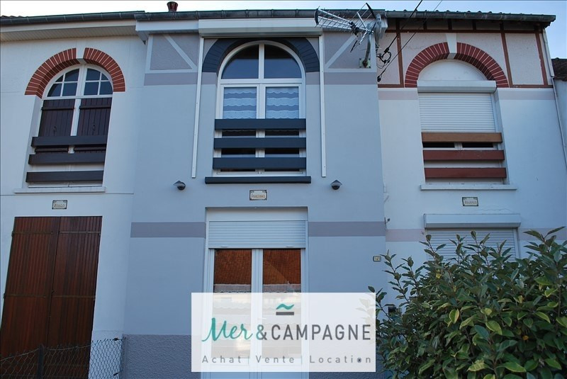 Sale house / villa Fort mahon plage 149 500€ - Picture 1