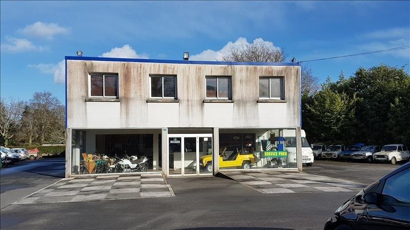 Revenda armazém Fouesnant 249500€ - Fotografia 1