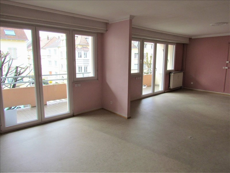 Sale apartment Strasbourg 327 000€ - Picture 1
