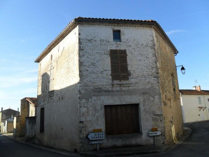 Sale house / villa Beauvais sur matha 59400€ - Picture 2