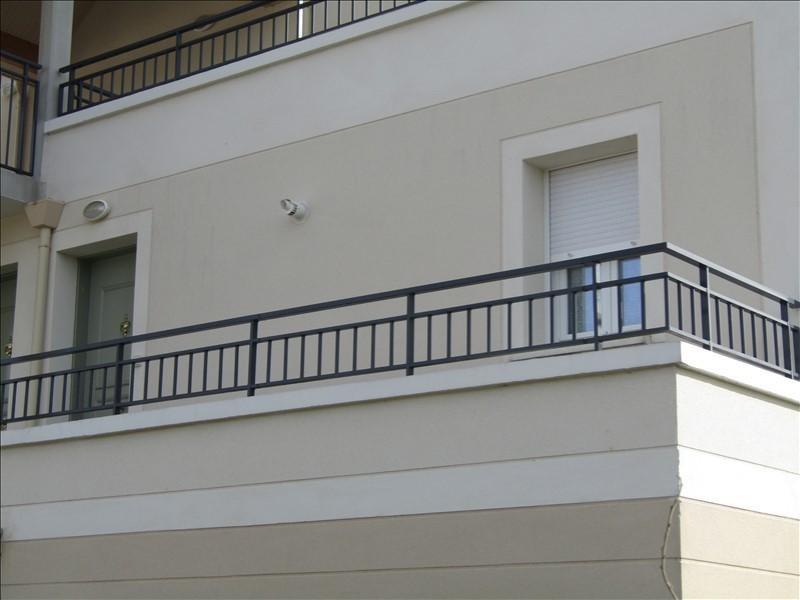 Vente appartement Meru 164200€ - Photo 1