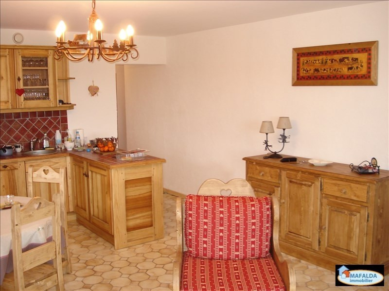 Sale apartment Mont saxonnex 177 000€ - Picture 1