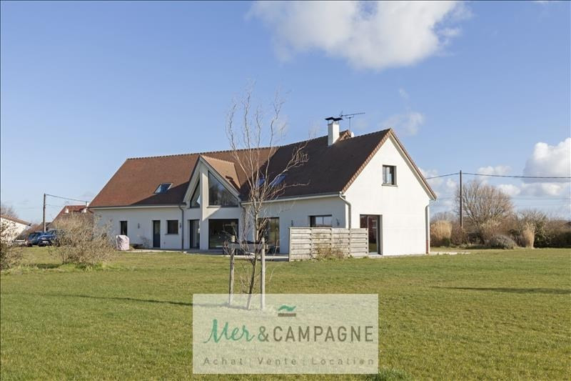 Deluxe sale house / villa Quend 595 000€ - Picture 1