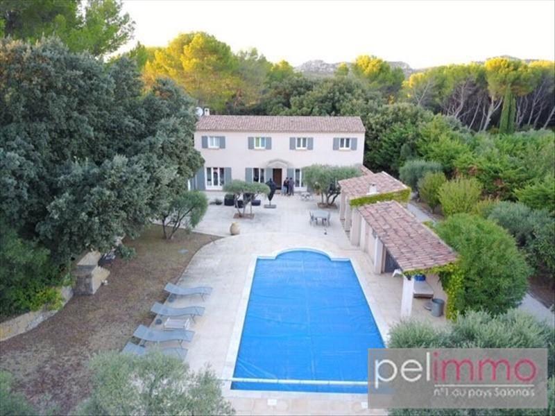 Vente de prestige maison / villa Pelissanne 699000€ - Photo 1