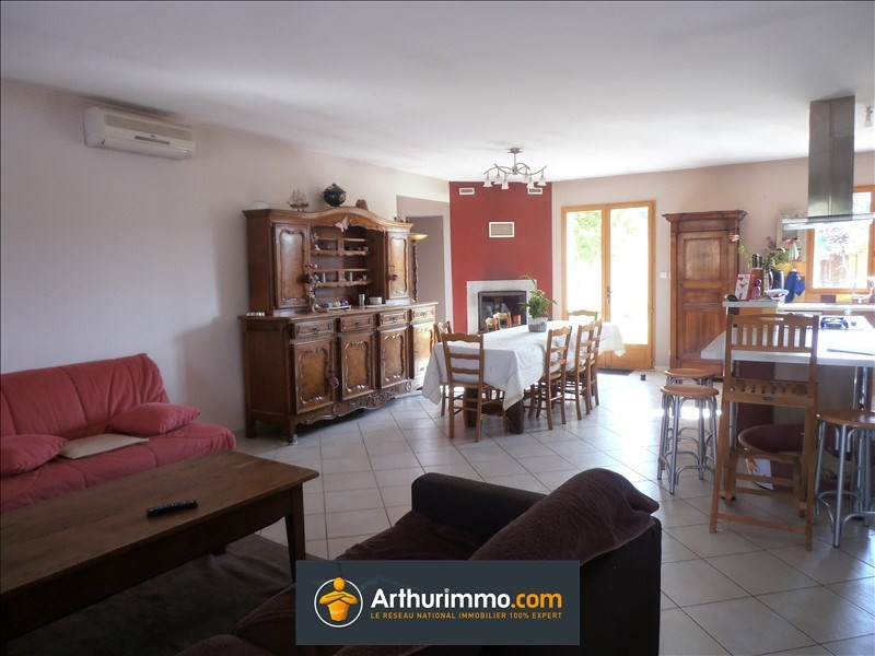 Vente maison / villa Dolomieu 230 000€ - Photo 2