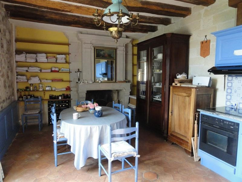 Deluxe sale house / villa Angers 30 mn 615 000€ - Picture 7