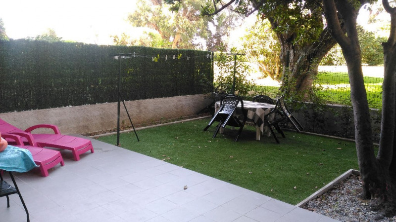 Location appartement Cagnes sur mer 1 270€ CC - Photo 1