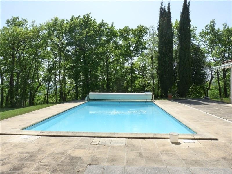 Vente de prestige maison / villa Bon encontre 498750€ - Photo 8