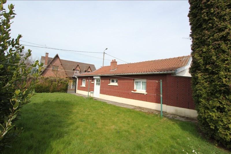 Vente maison / villa Courchelettes 156500€ - Photo 2