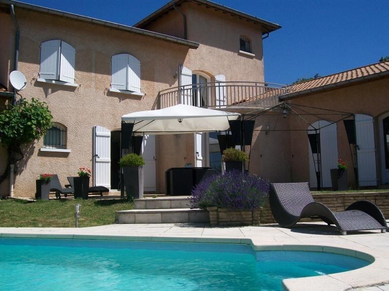 Sale house / villa St georges d esperanche 395000€ - Picture 1