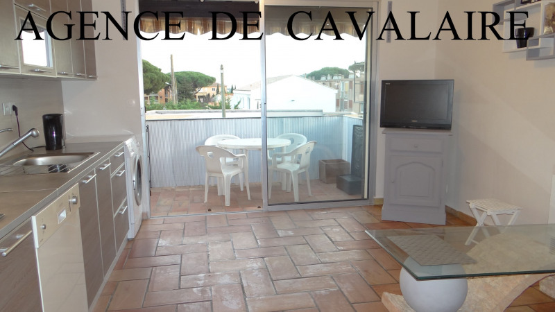 Vente appartement Cavalaire 139 000€ - Photo 1